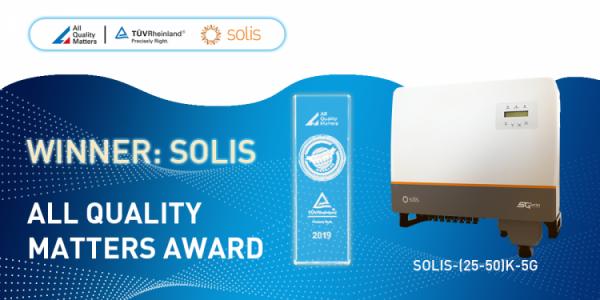 Solis-(25-50)K-5G premio TUV