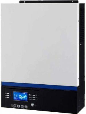 Voltronic, axpert VM iii 48V 5000W aislada inversor solar